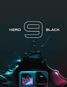 GOPRO HERO 9 BLACK PRINTED INSTRUCTION MANUAL USER GUIDE HANDBOOK 144 PAGES