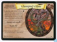 Harry Potter TCG Chamber of Secrets Whomping Willow 54/140