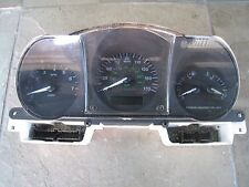 instrument gauge / cluster jaguar  xj8 98-99 oem part # LJA  4300 AE