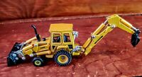 Vintage ERTL 1919G FORD BACKHOE Loader 1:64 Scale Construction Collectible Toy
