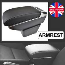 Dual Layer Armrest For Volkswagen Polo Mk4 2002 - 2009 Car Central Storage Box