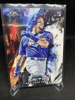 2018 Topps Fire Baseball #193 Dominic Smith RC New York Mets