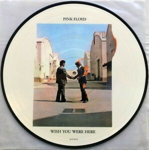 PINK FLOYD - WISH YOU WERE HERE - LIMITED EDITION PICTURE VINY LP - SEALED