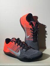 best service f0ca1 8b394 Nike Kobe Bryant XI Elite Low Easter Skeleton 12 Grey Volt Mango 822675-078