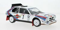IXO 18RMC046A B or C LANCIA DELTA S4 rally car Toivonen Biasion Alen 1986 1:18th