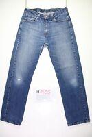 Levi's 751 Boyfriend (Cod.H1835) tg 48 W34 L32 jeans  usato vintage
