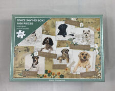 1000 PIECE CLASSIC COMPANIONS JIGSAW PUZZLE!! NEW SEALED