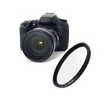 55mm UV Ultra-violet Filter Lens Protector for Canon Sony Nikon Pentax Camera