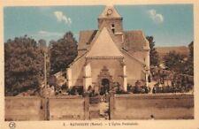 MATOUGUES - l'église Paroissiale  (Marne)