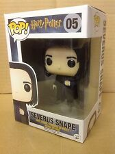 FUNKO POP! Harry Potter SEVERUS SNAPE #05 Vinyl Figure *Brand New*