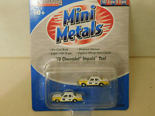MINI-METALS ** '78 CHEVROLET ** IMPALA ** TAXI ** CLM ** N Scale *NEW*