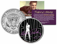 "Elvis Presley ""Comeback"" JFK Kennedy Half Dollar US Coin *Licensed*"