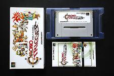 CHRONO TRIGGER Nintendo Super Famicom SFC  JAPAN Good/Very.G.Cond