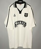 SHEFFIELD UNITED ENGLAND 1997/1999 AWAY FOOTBALL SHIRT JERSEY LE COQ SPORTIF