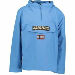Napapijri Thin Rainforest Jacket Blue