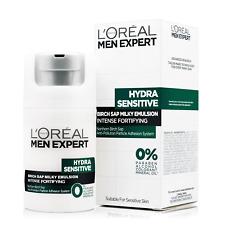 50ml L'Oreal Paris Men Expert Hydra Sensitive Milky Emulsion Intense Moisturizer