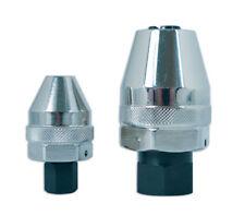 Laser Tools 2 Pce Stud Impact Stud Extractors 1/4 Drive 1-6mm + 3/8 Drive 6-12mm