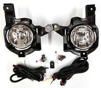 *NEW* FOG LIGHT KIT DRIVING SPOT LAMP SET for TOYOTA RAV4 RAV-4 12/2012 -12/2015
