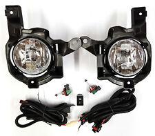FOG LIGHT KIT SPOT LAMP SET for TOYOTA RAV4 RAV-4 12/2012 - 12/2015