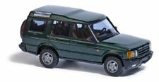 BUSCH HO SCALE 1/87 LAND ROVER DISCOVERY GRN | BN | 51901