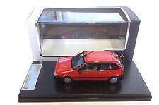 Fiat Tipo 3 doors 1995 - ROUGE 1:43 PREMIUM X IXO VOITURE RESINE PRD453