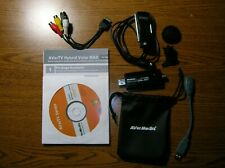 AverMedia H826 AverTV Hybrid Volar Max MTVHBVMXR HDTV TV Tuner ATSC
