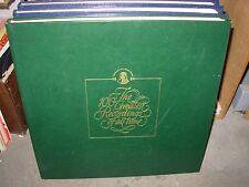 100 GREATEST RECORDINGS ALL TIME 57 58 / rubinstein great ( classical ) box set