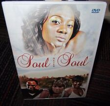 SOUL AFTER SOUL DVD MOVIE, FINDING AND LOSING YOUR SOUL MATE 140 MIN., EUC