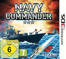 Navy Commander - Nintendo 3DS - Neu / OVP
