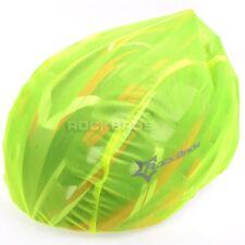 RockBros Windproof Dust-proof Rain Cover MTB Road Bike Helmet Cover Green