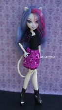 Monster High Create-A-Monster WEREWOLF Outfit and Accessories