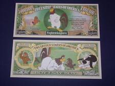 UNC. FOGHORN LEGHORN  NOVELTY NOTE ONLY .25 SHIPPING FREE SHIP + FREE NOTES!