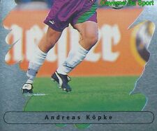 226 ANDREAS KOPKE 2 GERMANY SUPERSTARS IN ACTION STICKER FUSSBALL 1996 PANINI