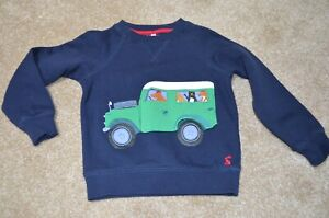 Joules boys jumper age 3