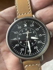 Bell & Ross WW1-92 Military Vintage BRWW192-MIL Steel Swiss Automatic Watch