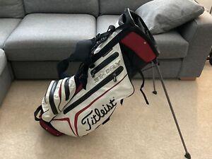 titleist stadry stand golf bag