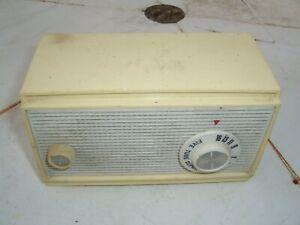Vintage Graymark AM Model 510 5 Tube Radio Kit Set Works
