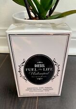 DIESEL Fuel For Life Unlimited Women | 2.5 OZ/75ml EDP | NEW Sealed Box