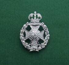 "Scarce c.1956-58, The Rifle Brigade ""Gaunt"" Anodised British Army Military Badge"