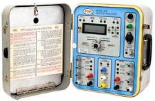 UTEC Utility Test Equipment 508 Industrial Portable Rugged Service Analyzer