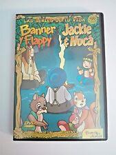 BANNER Y FLAPPY - JACKIE & NUCA - VOLUMEN 22 - PLANETA JUNIOR - DURACIÓN 50 MIN