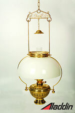 Aladdin Lamps Schoolhouse Hanging Lamp Double Flat Wick Oil Lamp #1218360 Ltd Ed