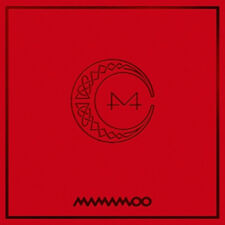 MAMAMOO [RED MOON] 7th Mini Album CD+POSTER+PhotoBook+PhotoCard SEALED