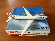 Schabak 1:600 TAP Air Portugal Airbus A340 OVP Flugzeugmodell