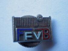 Vecchia spilla pallavolo volleyball FFVB volley-ball francia france old pin