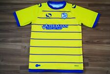 SHEFFIELD WEDNESDAY 2014/2015 Away Football Shirt Soccer Jersey Sondico YOUNG XL