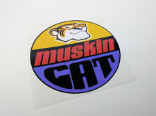 HPE CAT Endura Mini Bike Clutch Cover DECAL | Vinyl Minibike STICKER