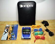 COMPEX SPORT 400 -  Elettrostimolatore professionale + batteria nuova