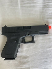 Elite Force Licensed Glock 19 Airsoft Pistol Gbb Full Blowback With One Mag