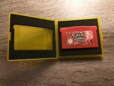 Pokémon: Feuerrote Edition (Nintendo Game Boy Advance, 2004) voll funktionsfähig